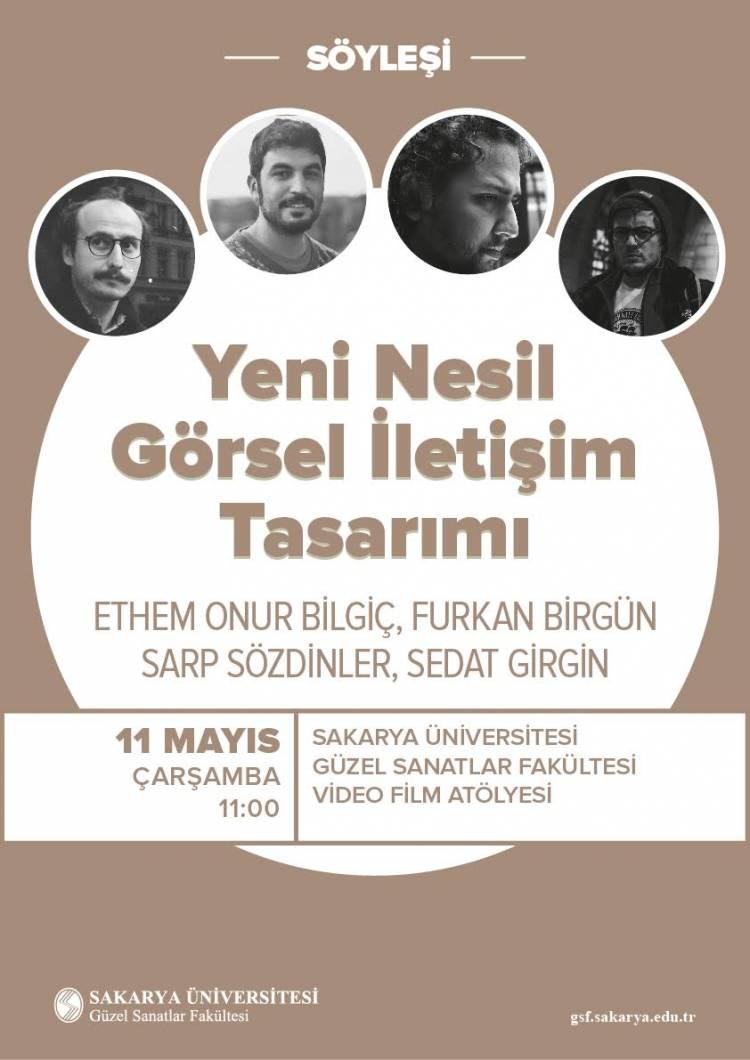 Ethem Onur Bilgiç, Furkan Birgün, Sarp Sözdinler, Sedat Girgin'in